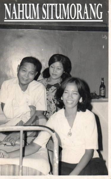 Biografi Nahum Situmorang
